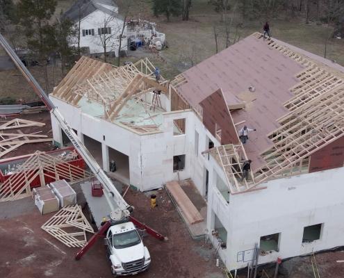 Net Zero Home Roof